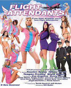 Flight Attendant Porn Movies