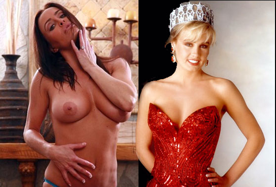 But the biggest crossunder star of recent history is former Miss America and ...