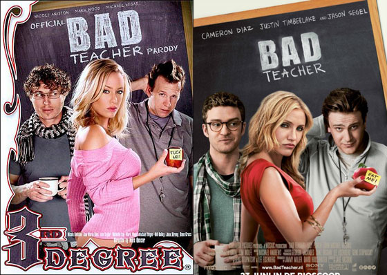 "Bad Teacher <b>bad teacher xxx</b>"" poised to be first porn parody torrented <b></b>"