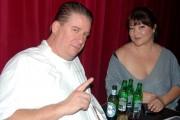 Tim Von Swine and Kelly Shibari