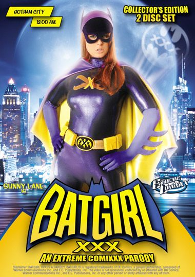 Consider, that batman fucks batgirl nude