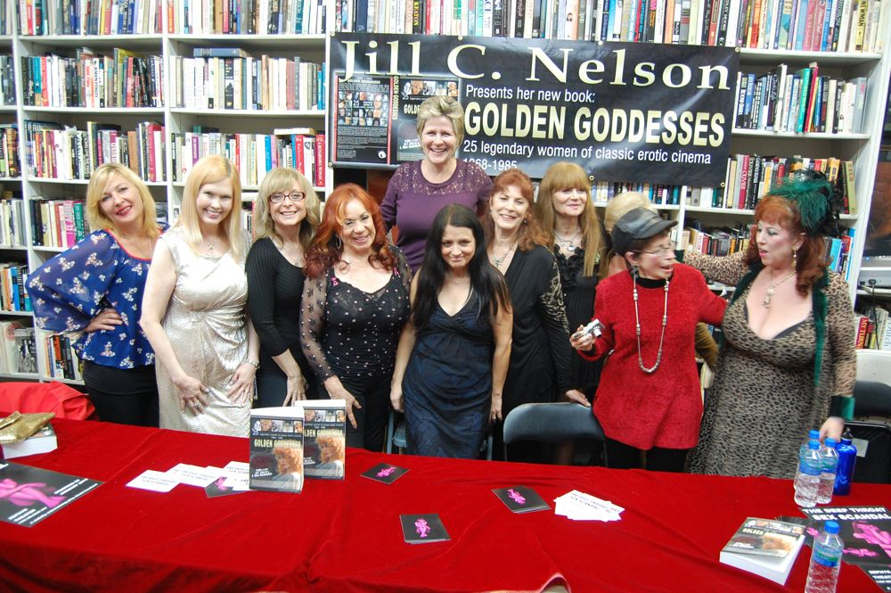 golden goddesses book review