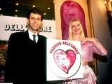 Riccardo Schicchi and Cicciolina announce The Love Party