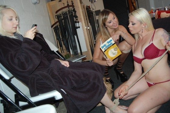 Ashley Jane, Maitresse Madeline, Lorelei Lee