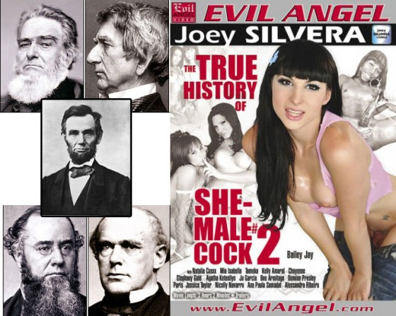 What is the True History of She-Male Cock?