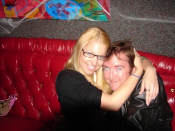 Hollie and i, 2006