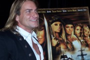 """Pirates"" premiere, September 2005: Evan Stone"