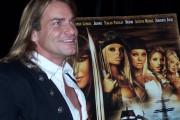 """Pirates"" premiere, September 2005: Evan Stone"
