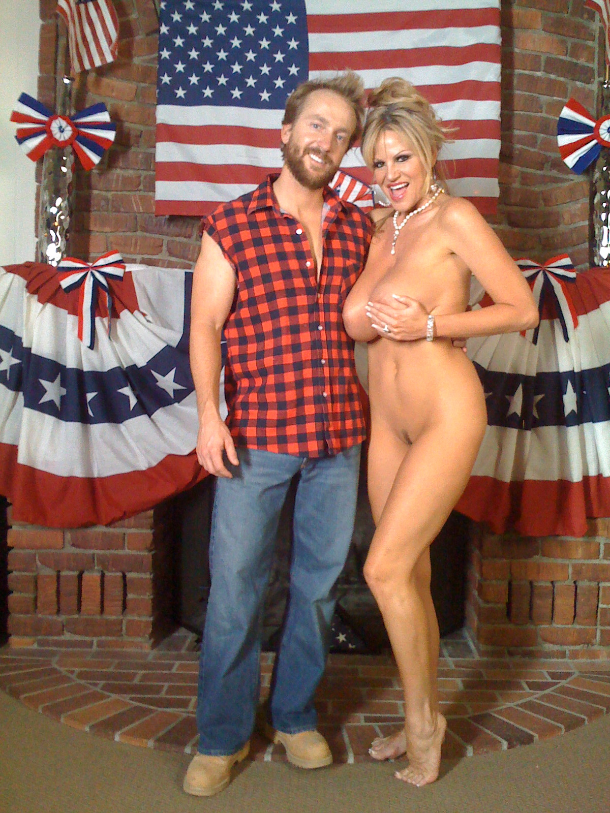 Husband kelly madison and
