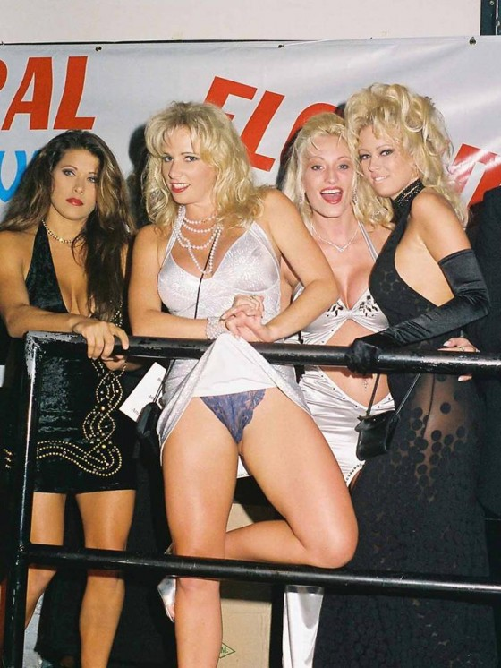 Tricia Devereaux, Kylie Ireland,  Vixen, Jenna Jameson