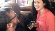 Sandra and Gram