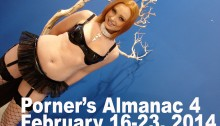 Porner's Almanac 4, featuring Vixen Vogel, Alix Lakehurst, and Alexis Texas