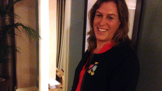 Kristin Beck The Lady Valor