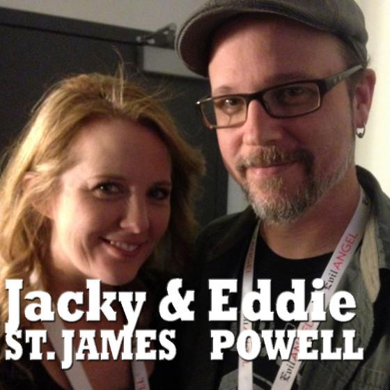 jacky st. james and eddie powell