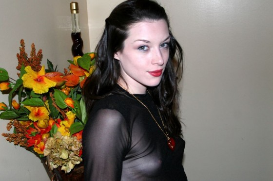 Stoya and her nipples
