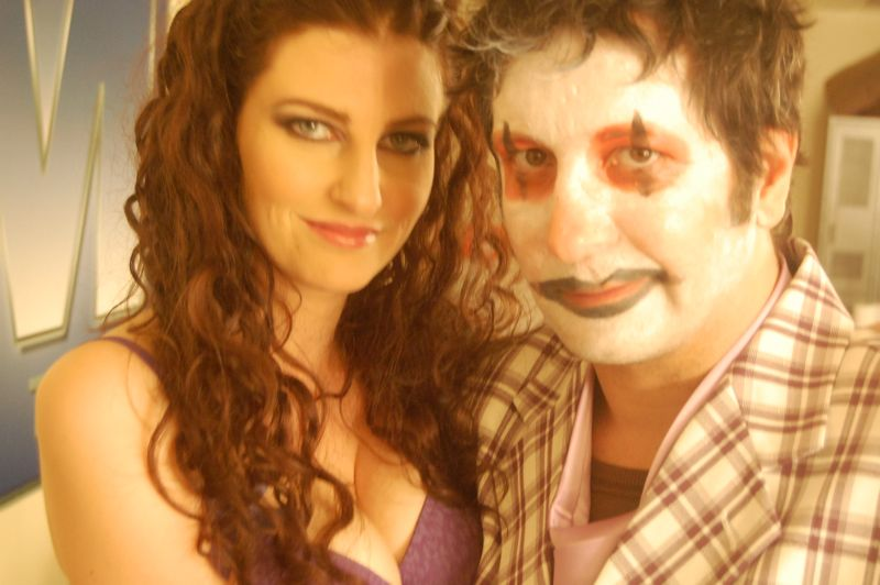 Sabrina Deep and her husband Fabio