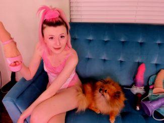 tweetneyy-with-dog-gramponantecom